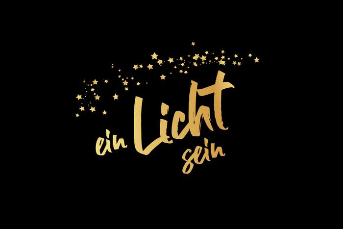 """Im T1 brennt Licht: Unsere Aktion """"Ein Licht sein"""""""